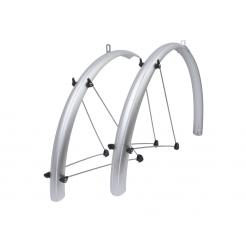 "Крылья велосипедные AUTHOR MUDGUARDS AXP-10 Slr 26""х60 мм, металлопластиковые"