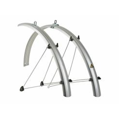 "Крылья велосипедные AUTHOR MUDGUARDS AXP-12 Slr 28""х41 мм, металлопластиковые"