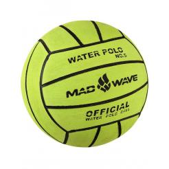 Мяч MADWAVE Water Polo Ball Official №5