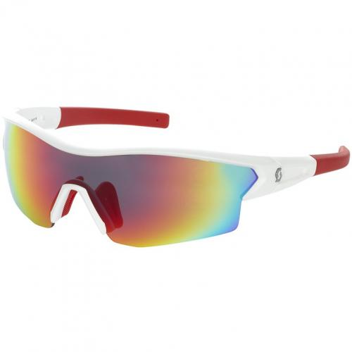 Очки Scott Leap white matt/red red chrome. Артикул: 31-14-229744-WR
